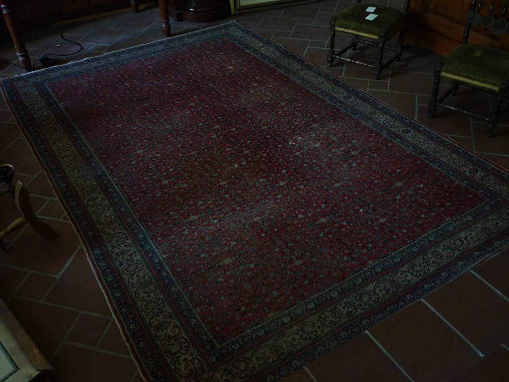 Tappeto persiano - La Fenice Antiquariato