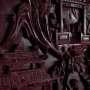 Coppia pannelli ecorativi in legno scolpito e laccato rosso. CIna XIX Secolo