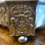 La Fenice Antiquariato Verbania Cofanetto in argento Periodo Impero