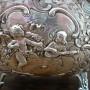 La Fenice Antiquariato - Verbania - centrotavola argento